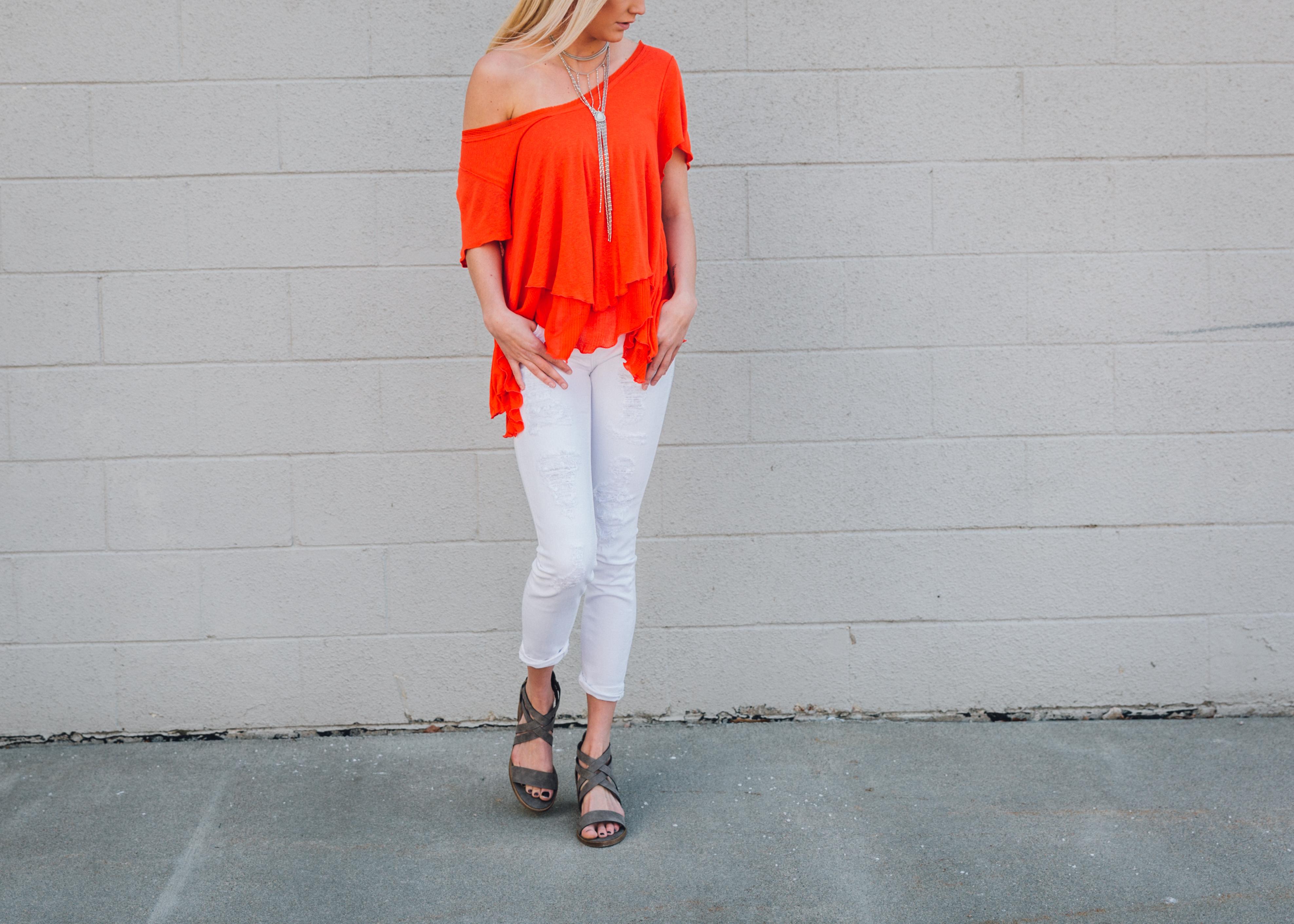 Summer Trend: White SKinny Jeans for Women