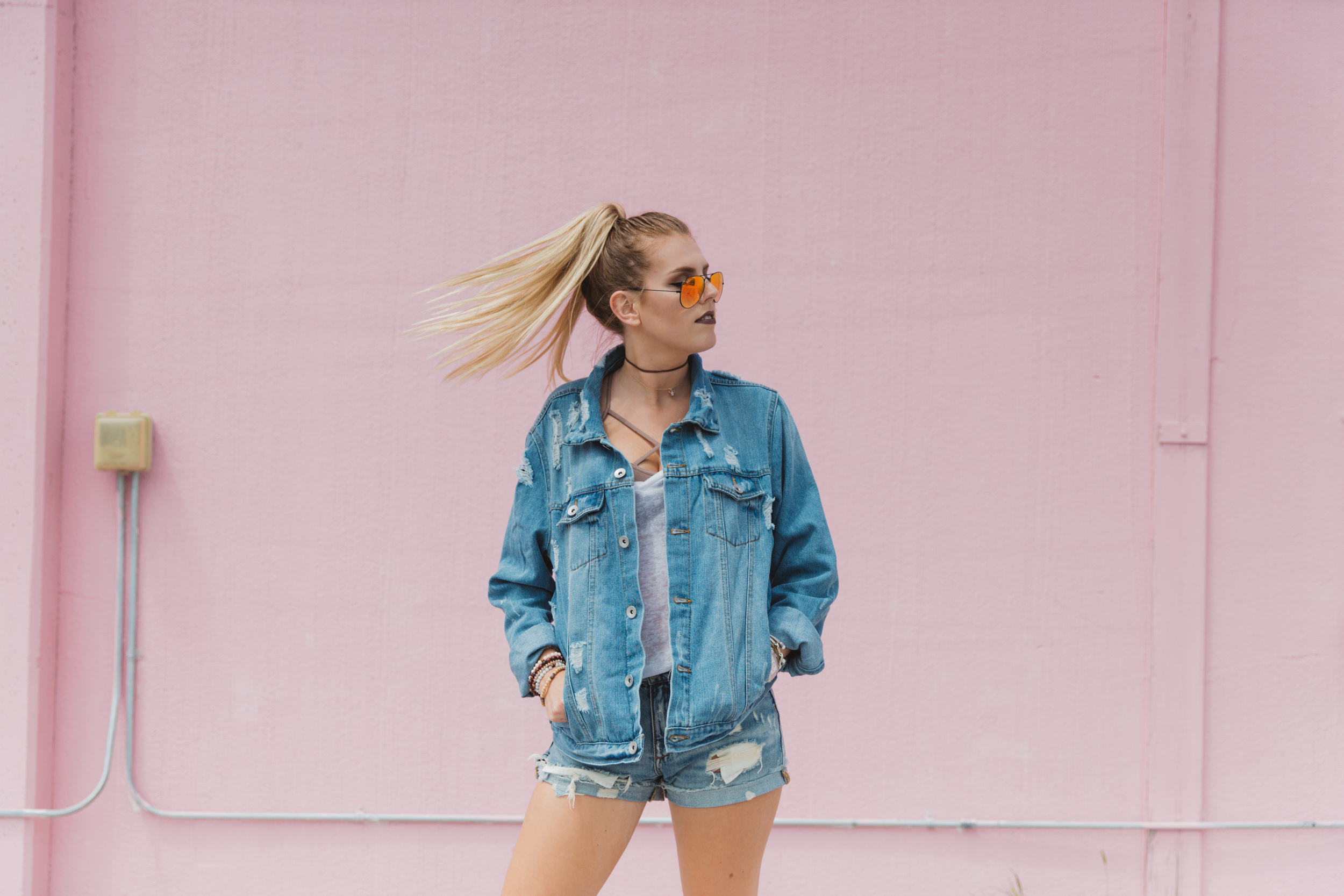Fashion Intern: Meet Buckle's Style Intern Mary Grace