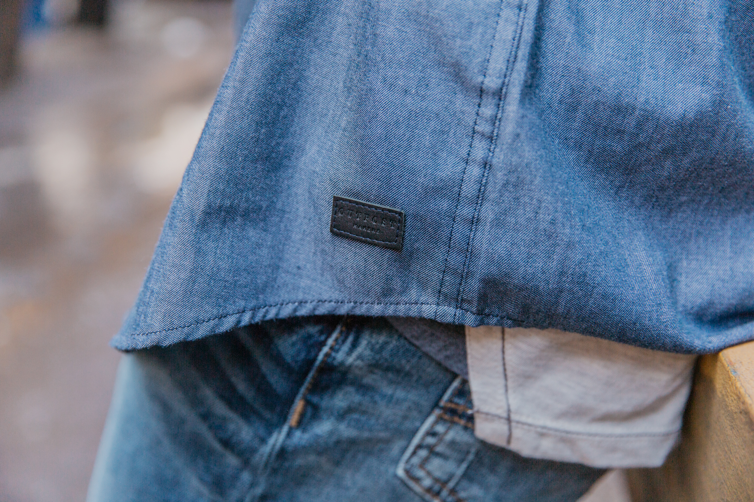 Live Undefined Series | Meet Jeff | Outpost Jeans