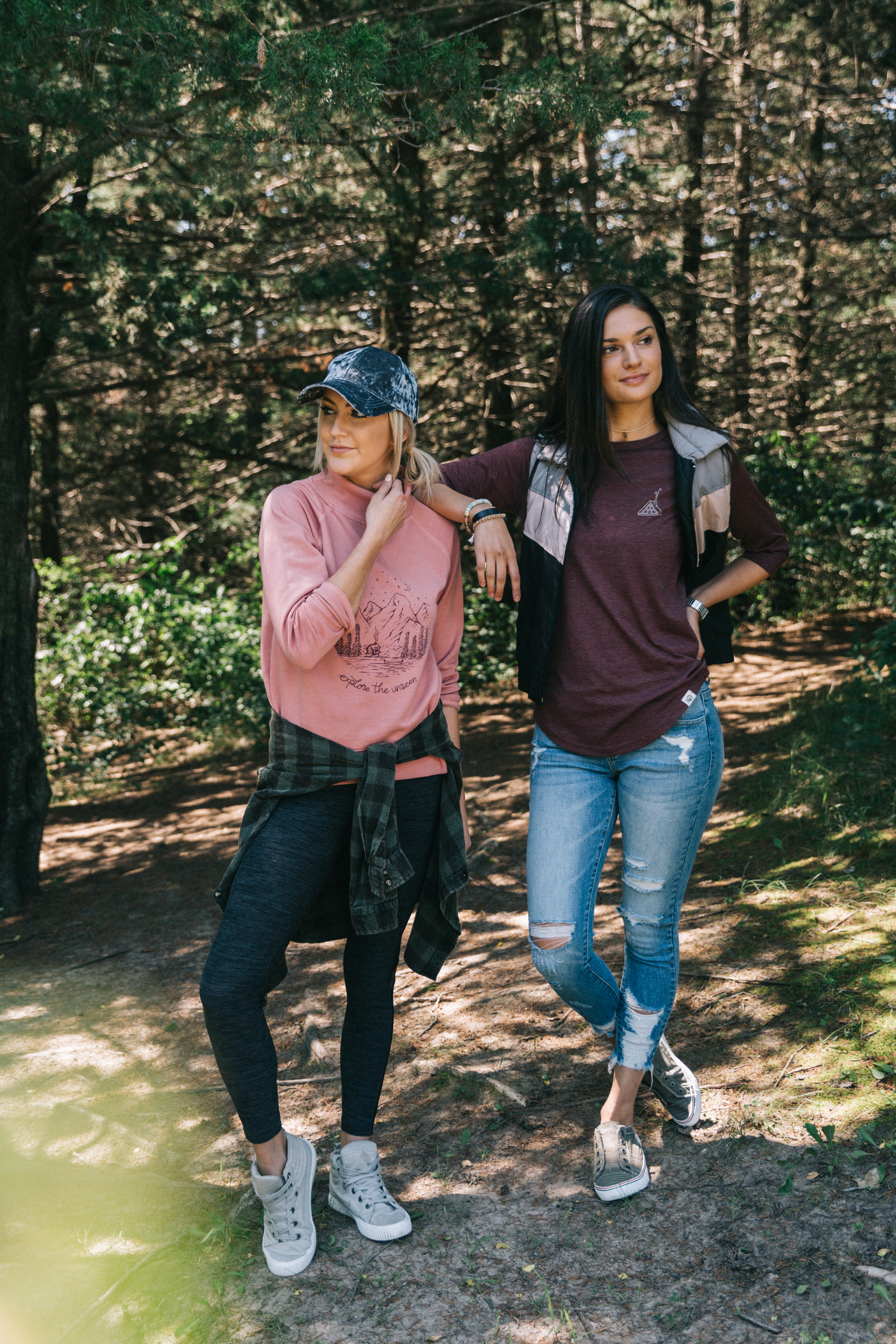 Women's Tentree at Buckle | Fall 2017