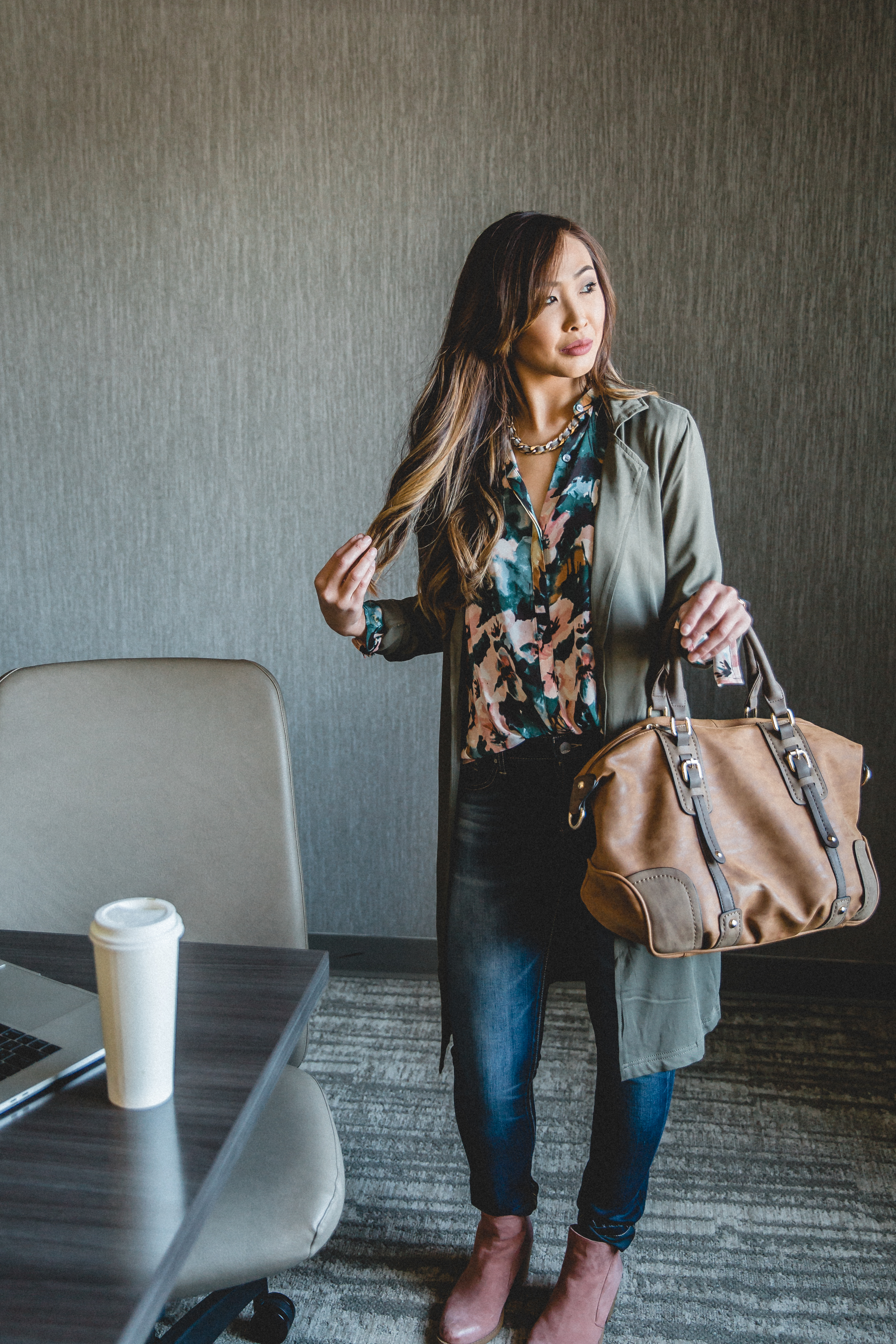 Boss's Day | Lucky Brand Floral Blouse