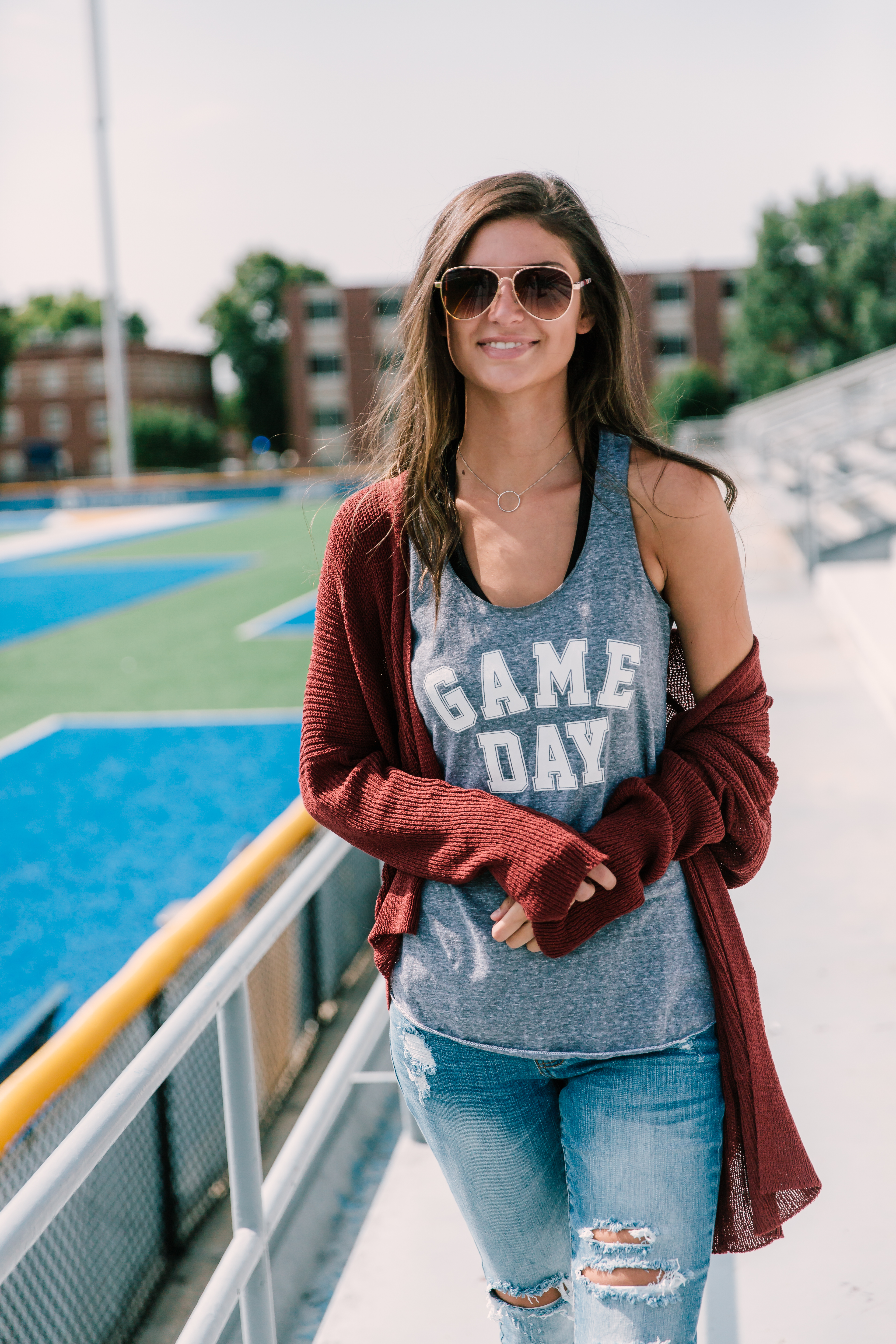 Fall Football Outfit Inspiration