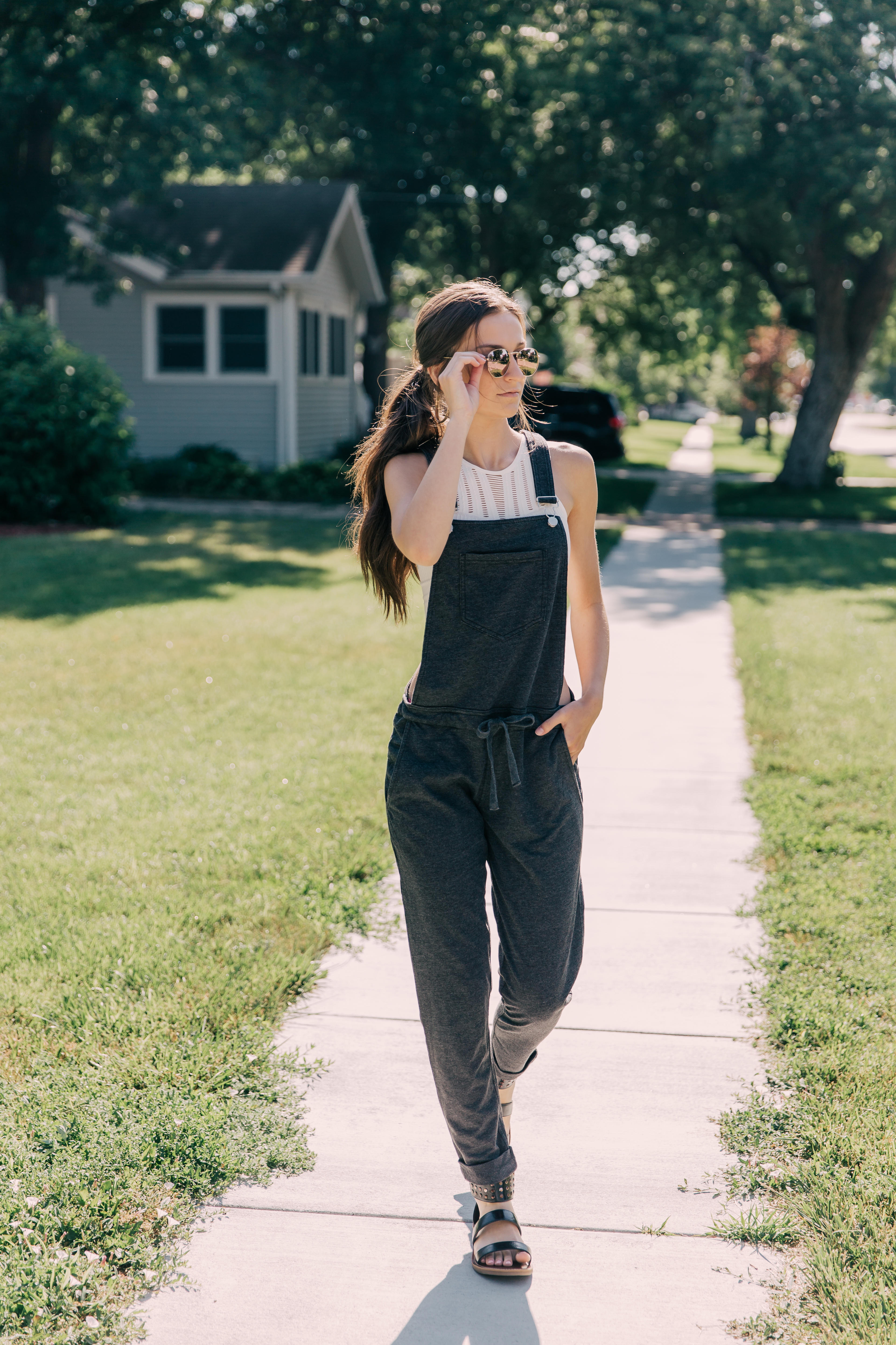 Casual Overalls Outfit From Buckle