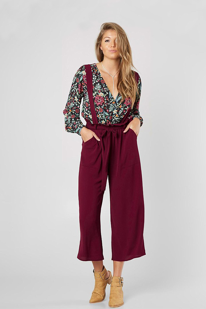 How to wear fashion pants in the fall - styled by Buckle