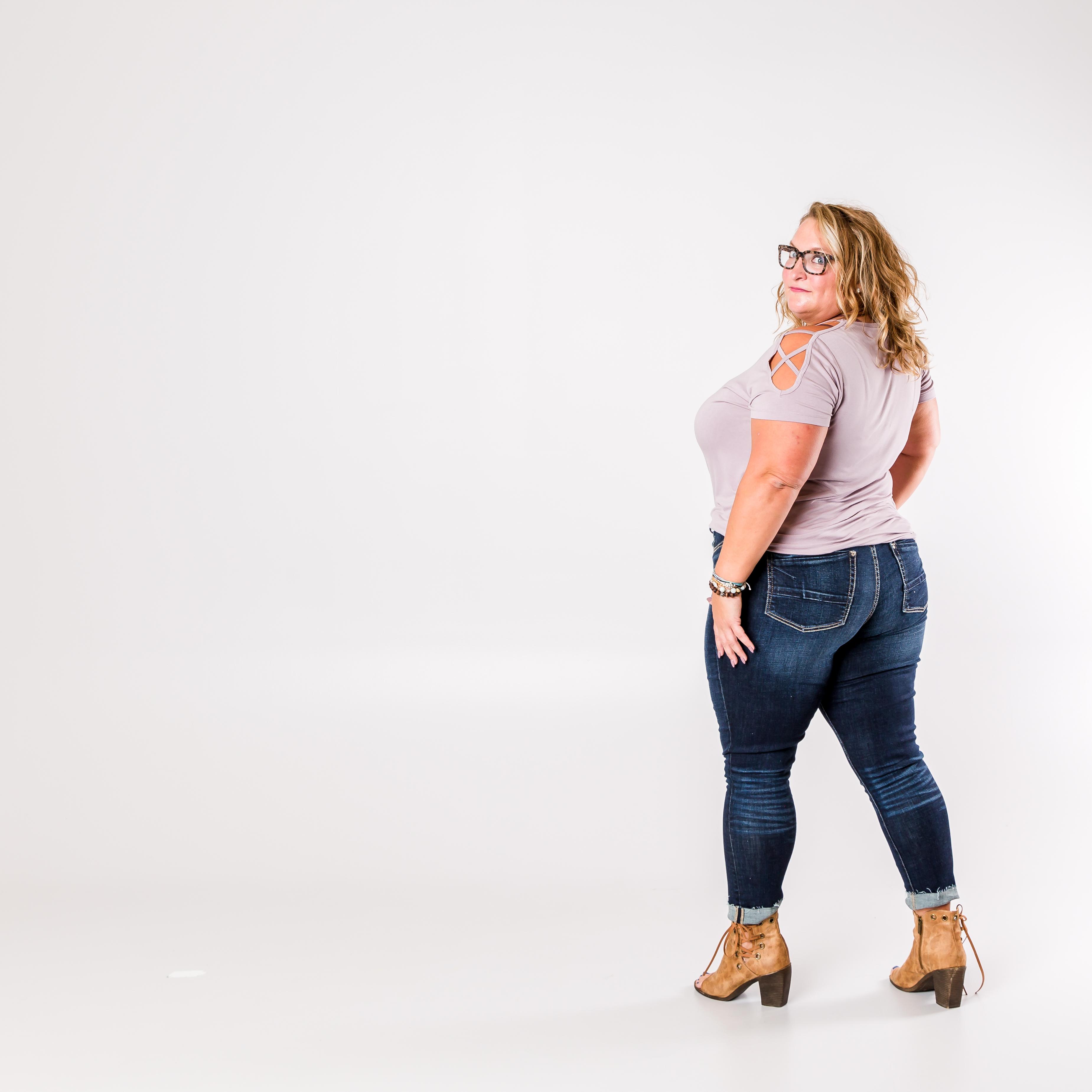 BKE Gabby Curvy Fit Jean