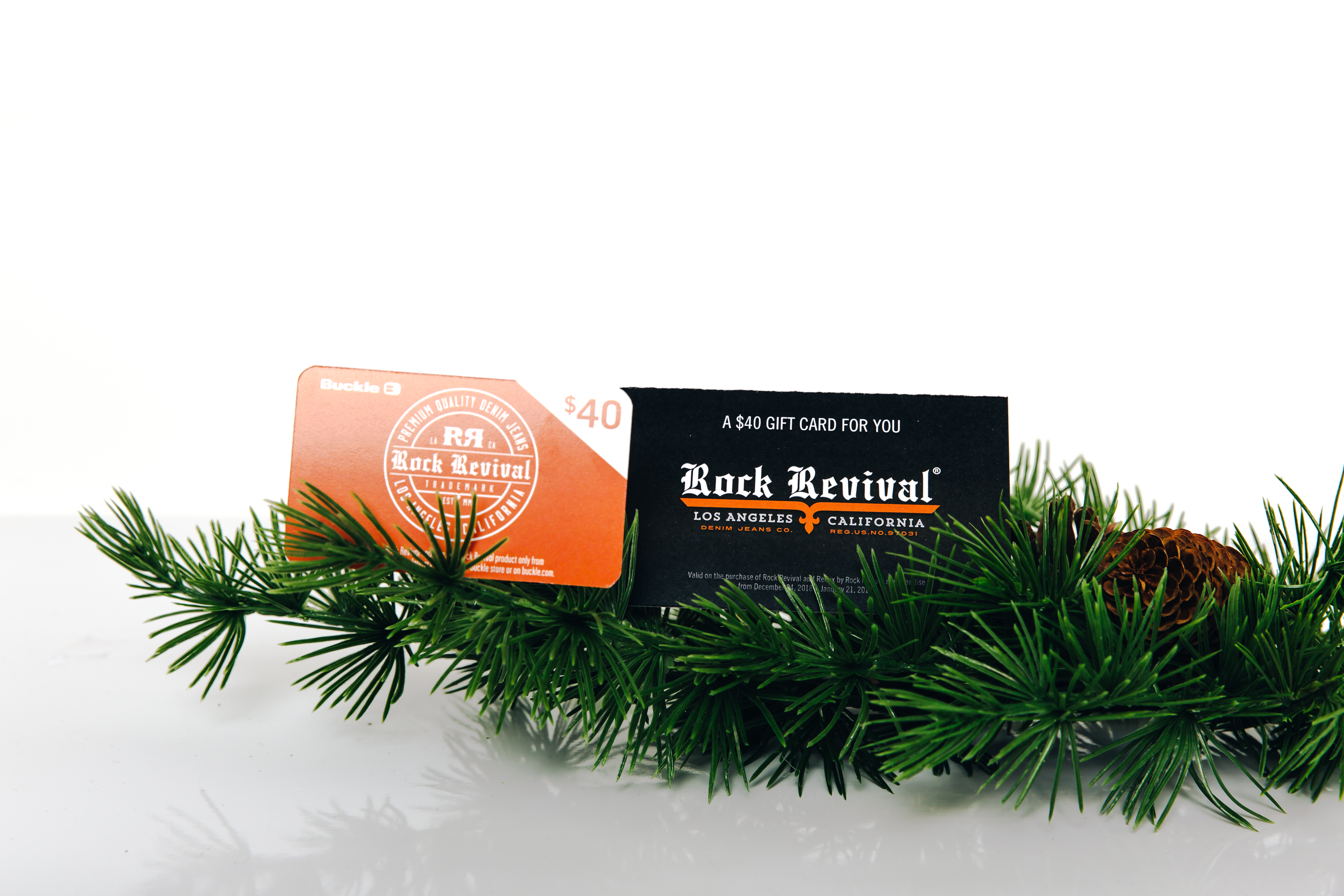 Black Friday gift with purchase at Buckle