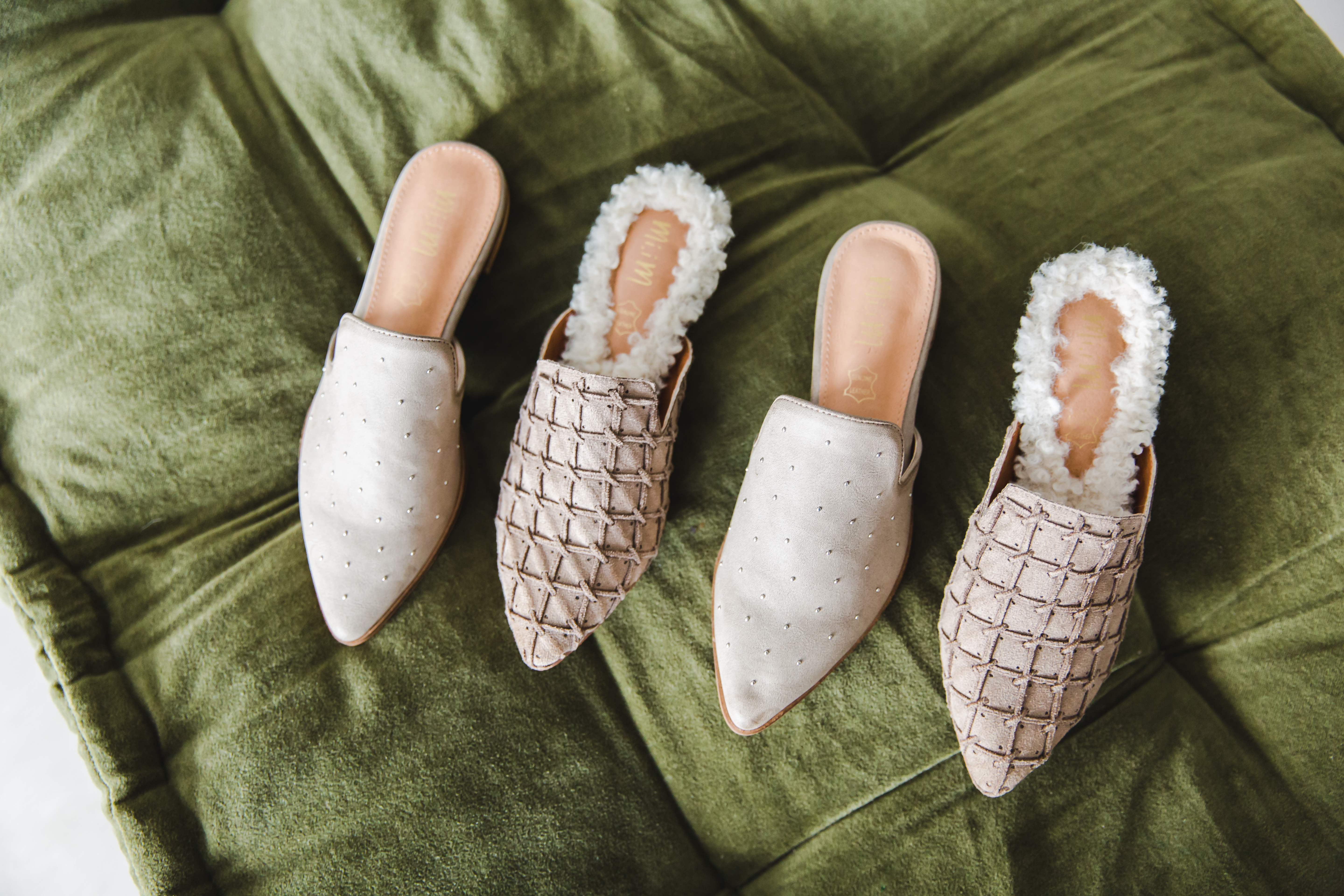 Loafers are one of our top trends of 2018
