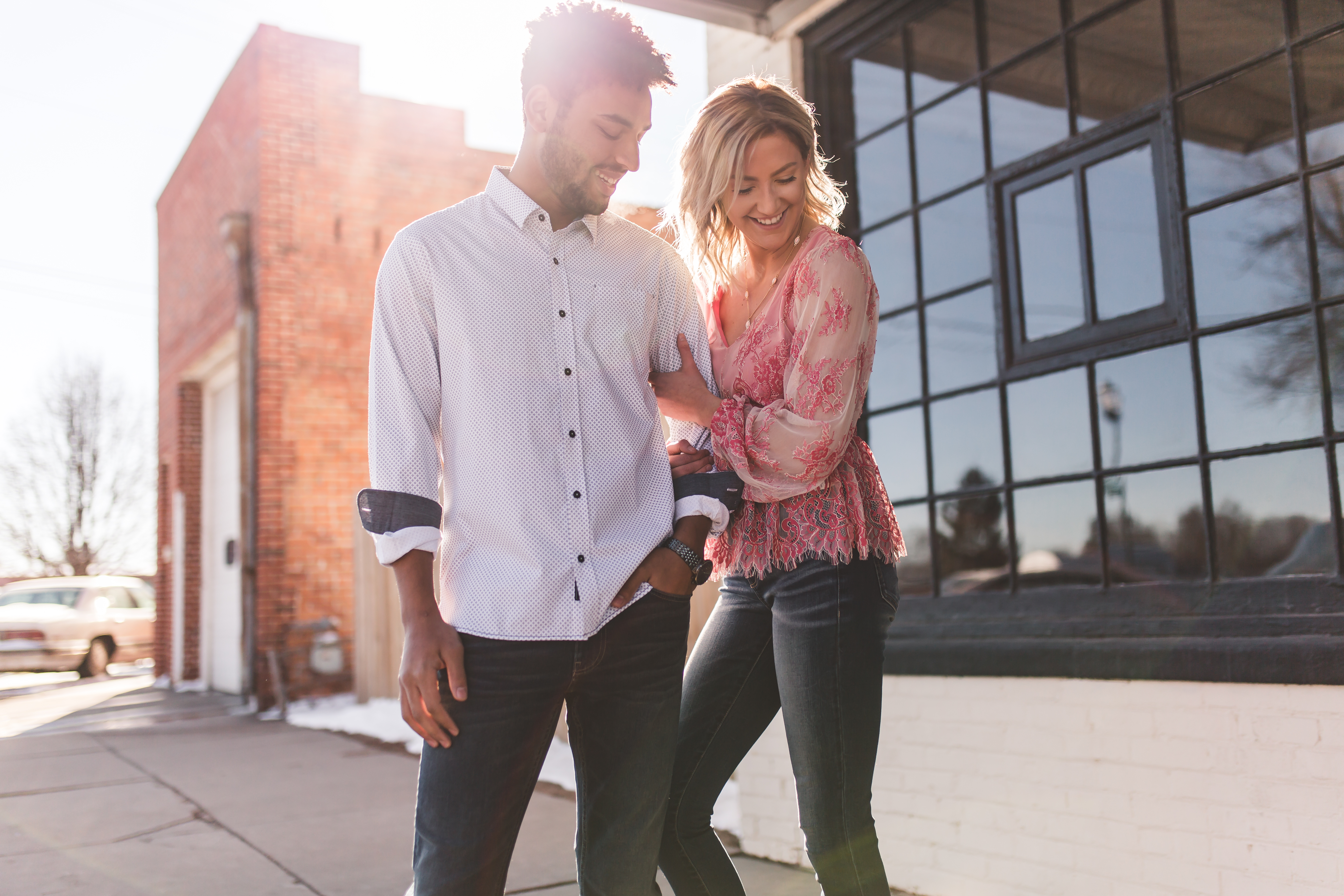 Date night should be all fun and no stress, which is where these outfits come in.