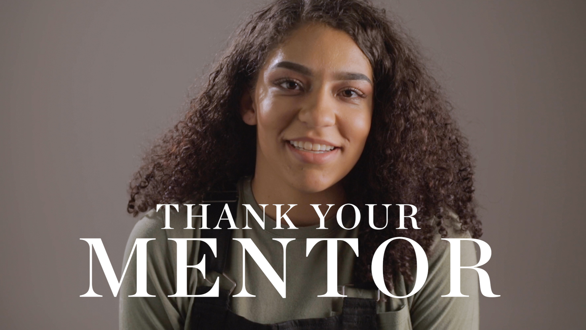 Thank Your Mentor Day on. January 31.