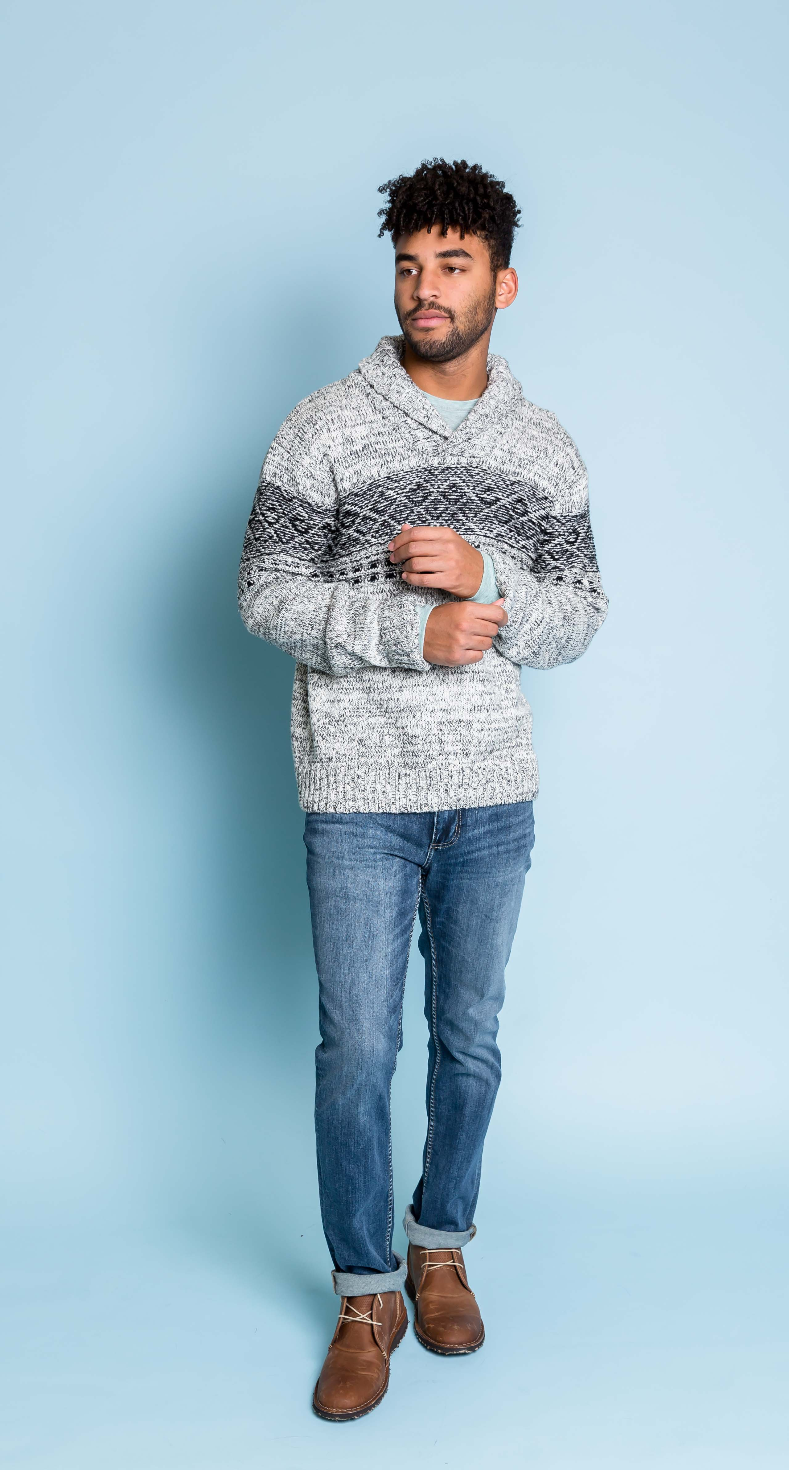 Men's Buckle Winter 2019 Outfit Under $150