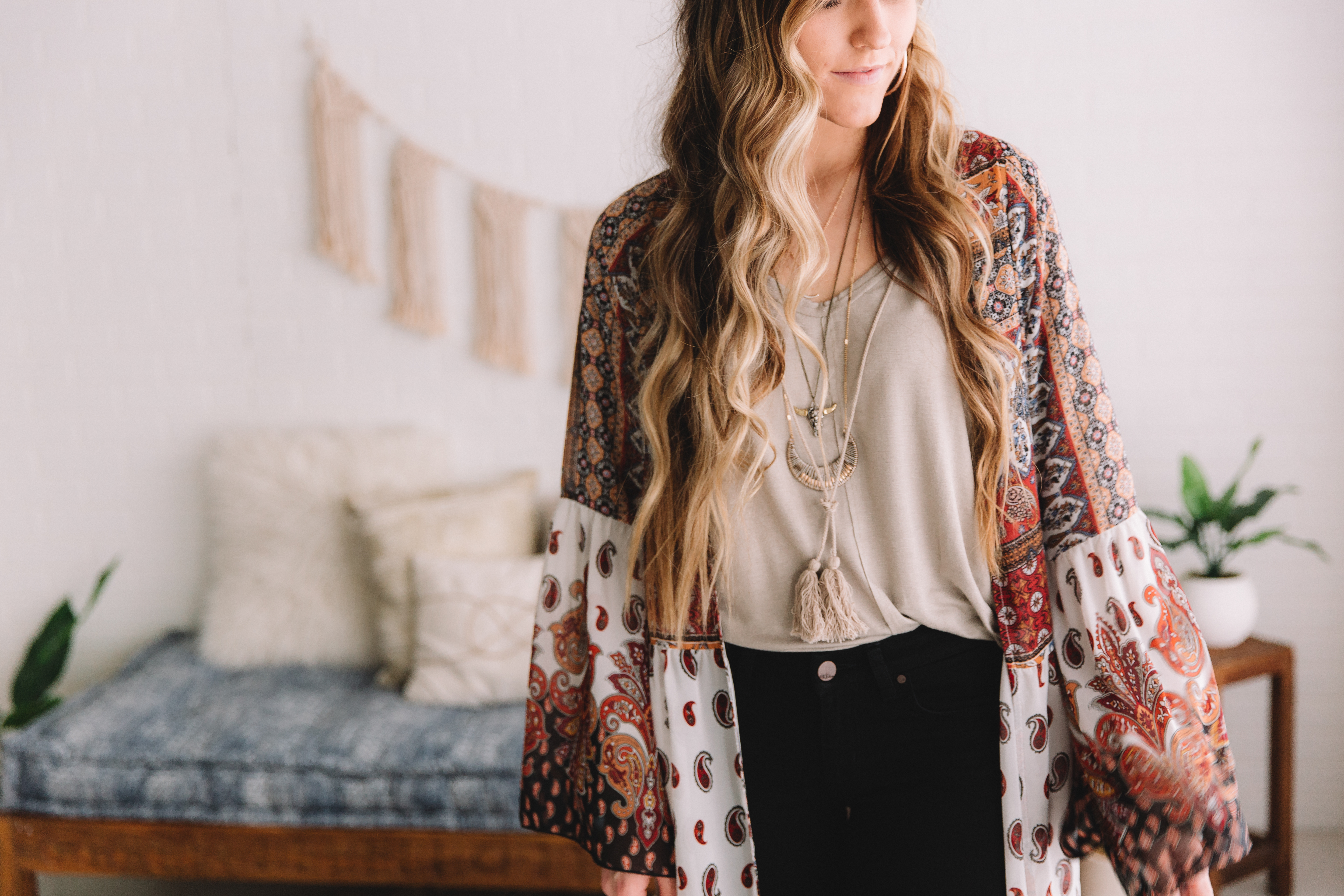 Your Guide To Styling Western-Boho Outfits