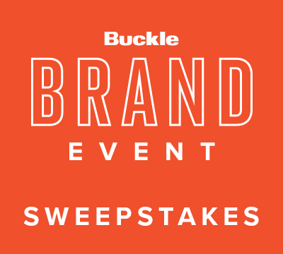 Buckle Brand Event Sweepstakes 2019