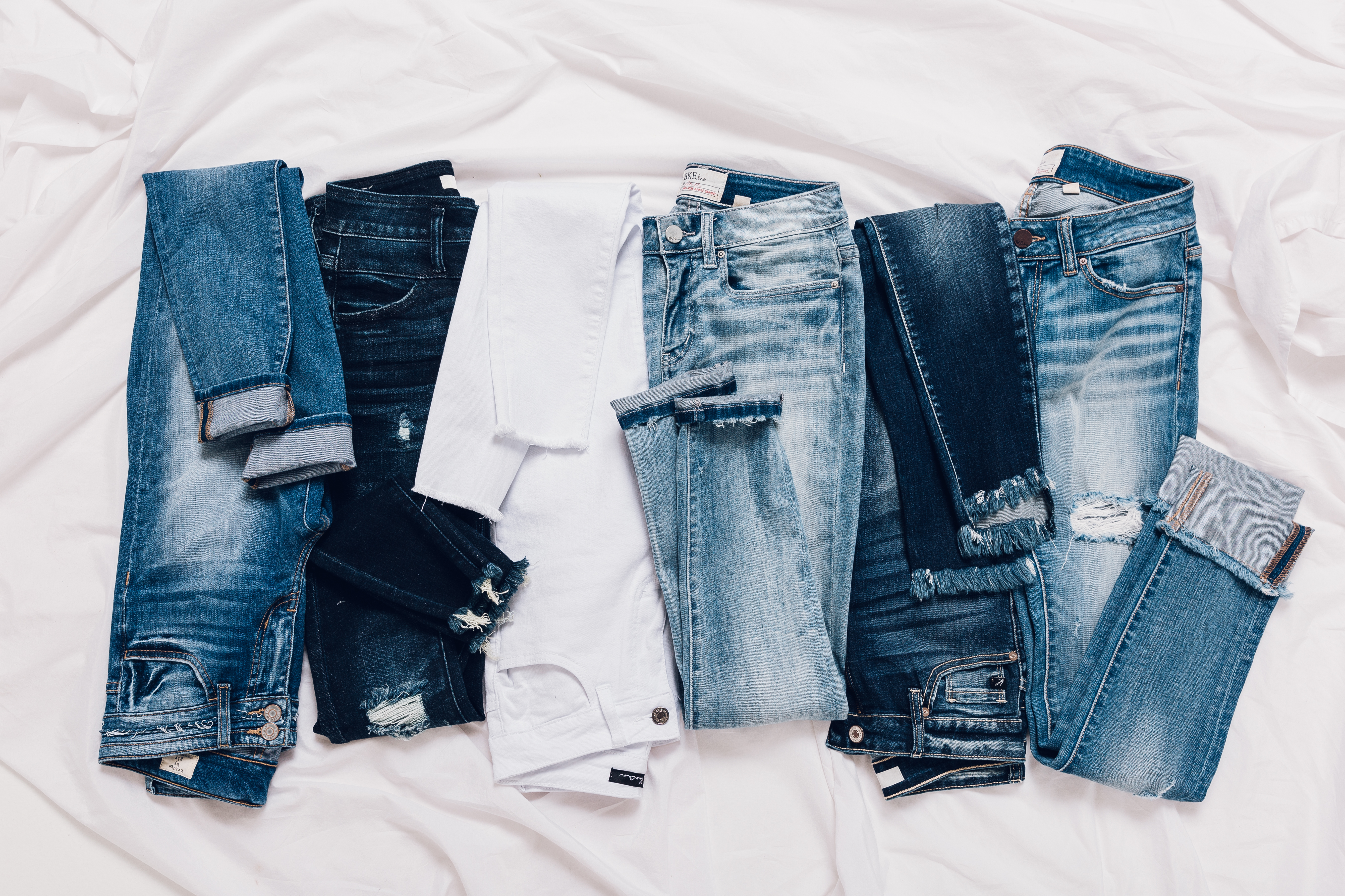Buckle Denim Options For Women