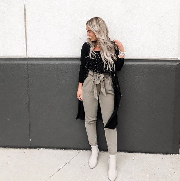 How to Style Fashion Pants
