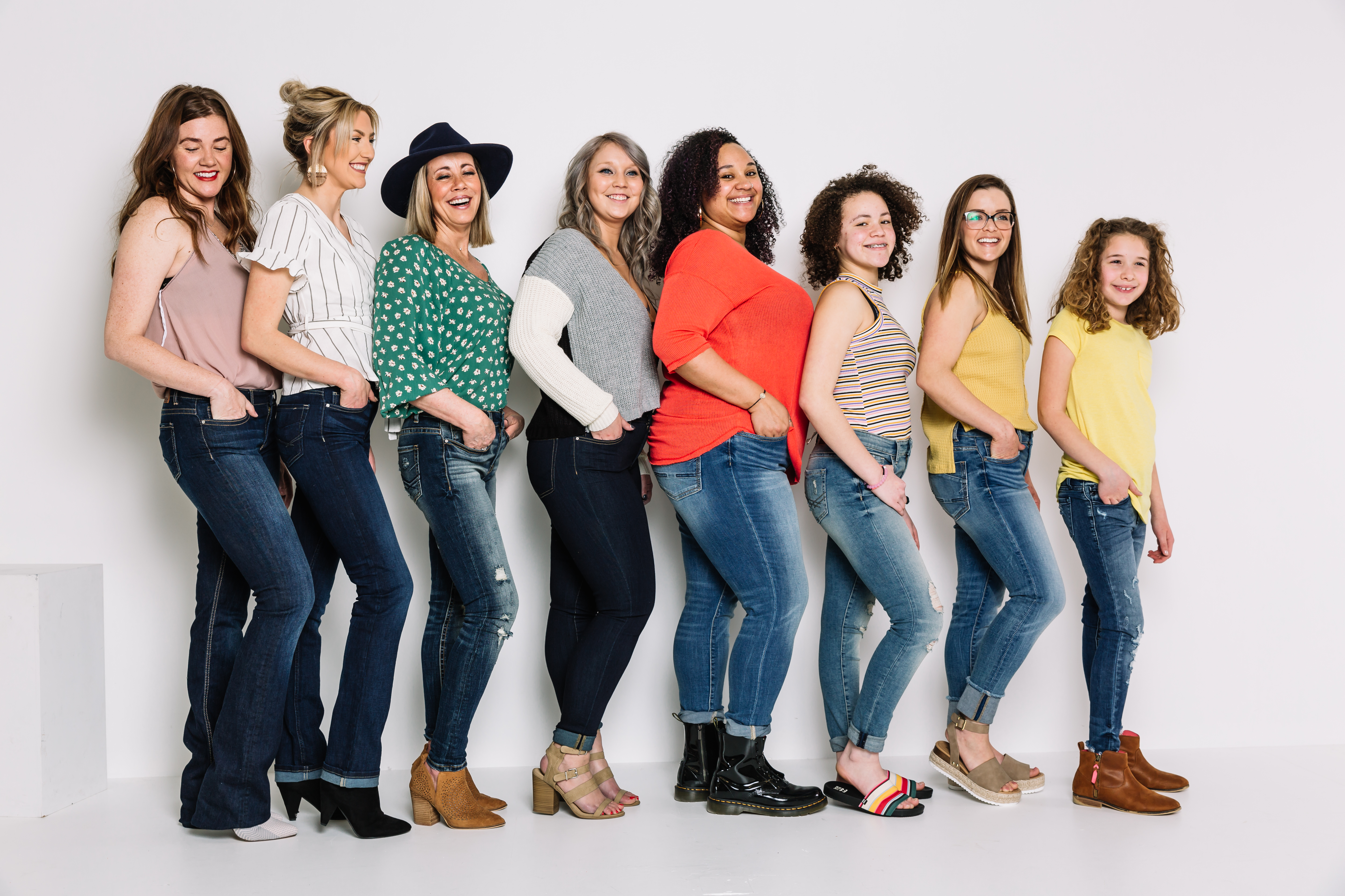 Buckle Jeans Fit For Every Body