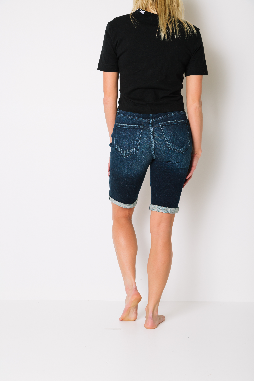 Women's Bermuda Jean Short at Buckle