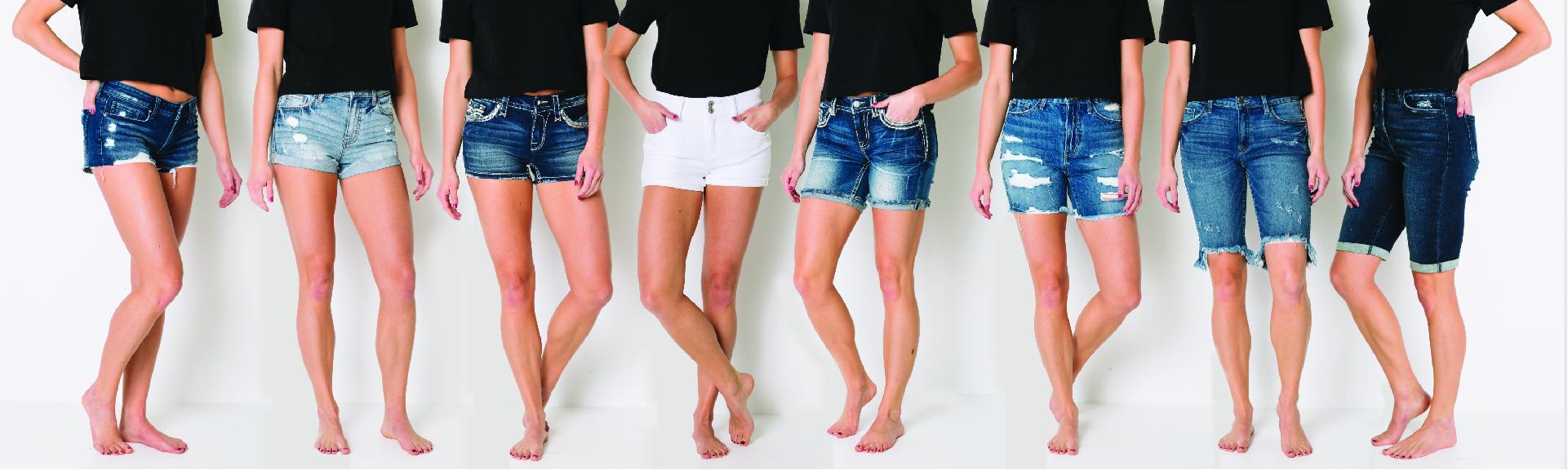 Women's Shorts Guide