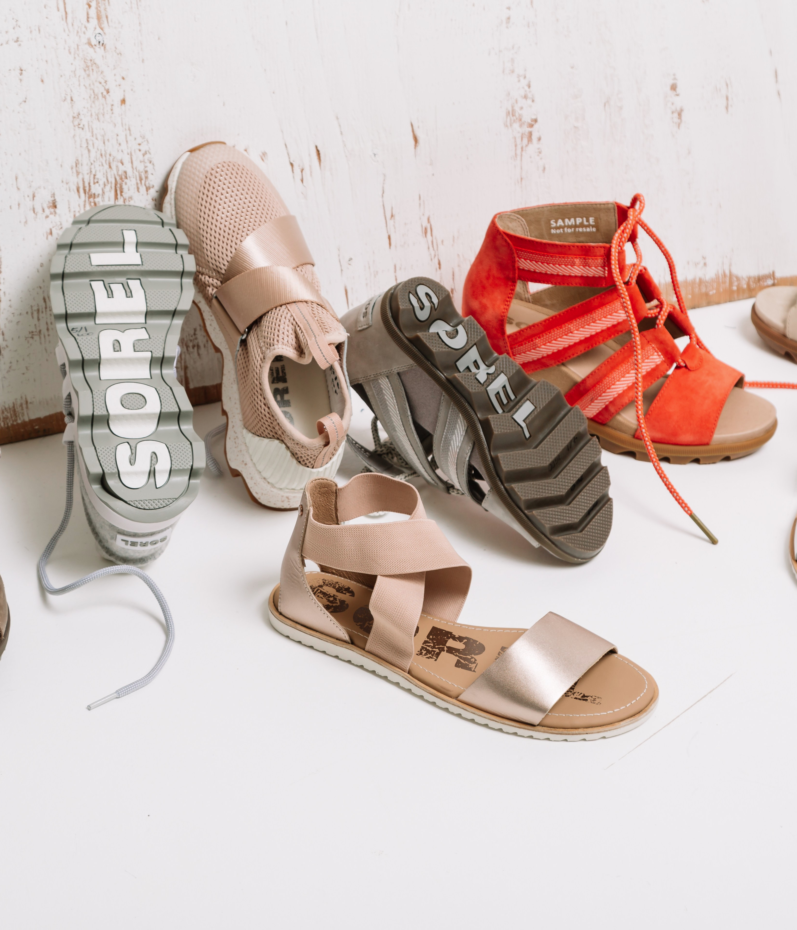 Women's Sorel Spring Summer Shoe Collection - Sandals, Wedges, Sneakers