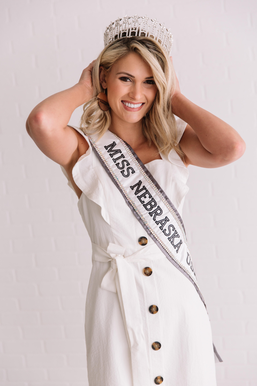 Miss Nebraska USA Lex Najarian