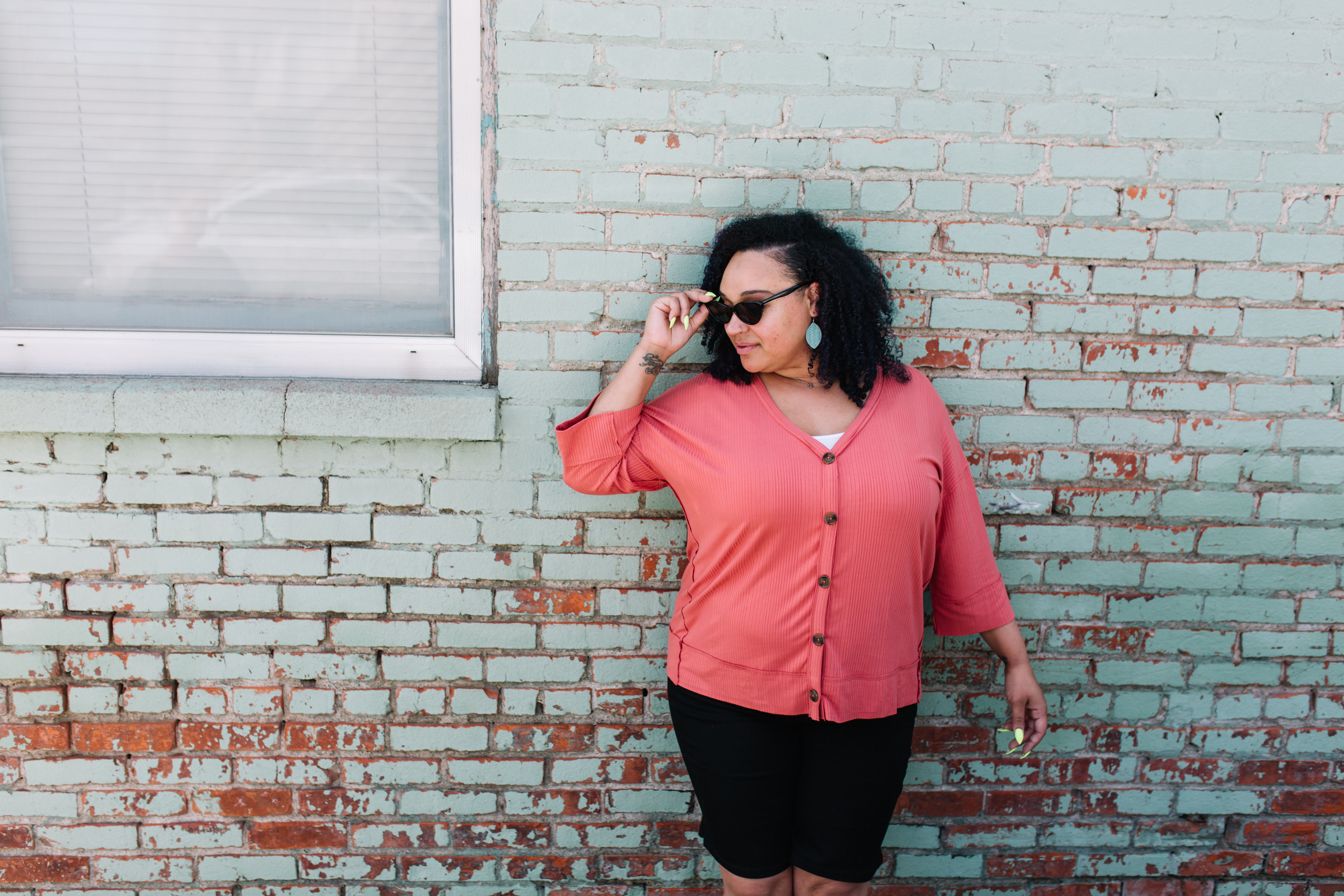 Plus Size Tops to showcase personal style