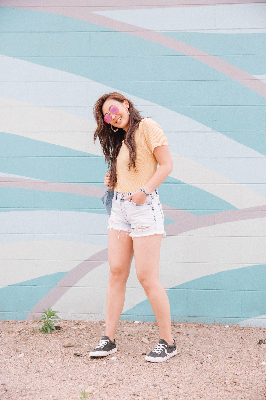 Women's KanCan Shorts for Under $50