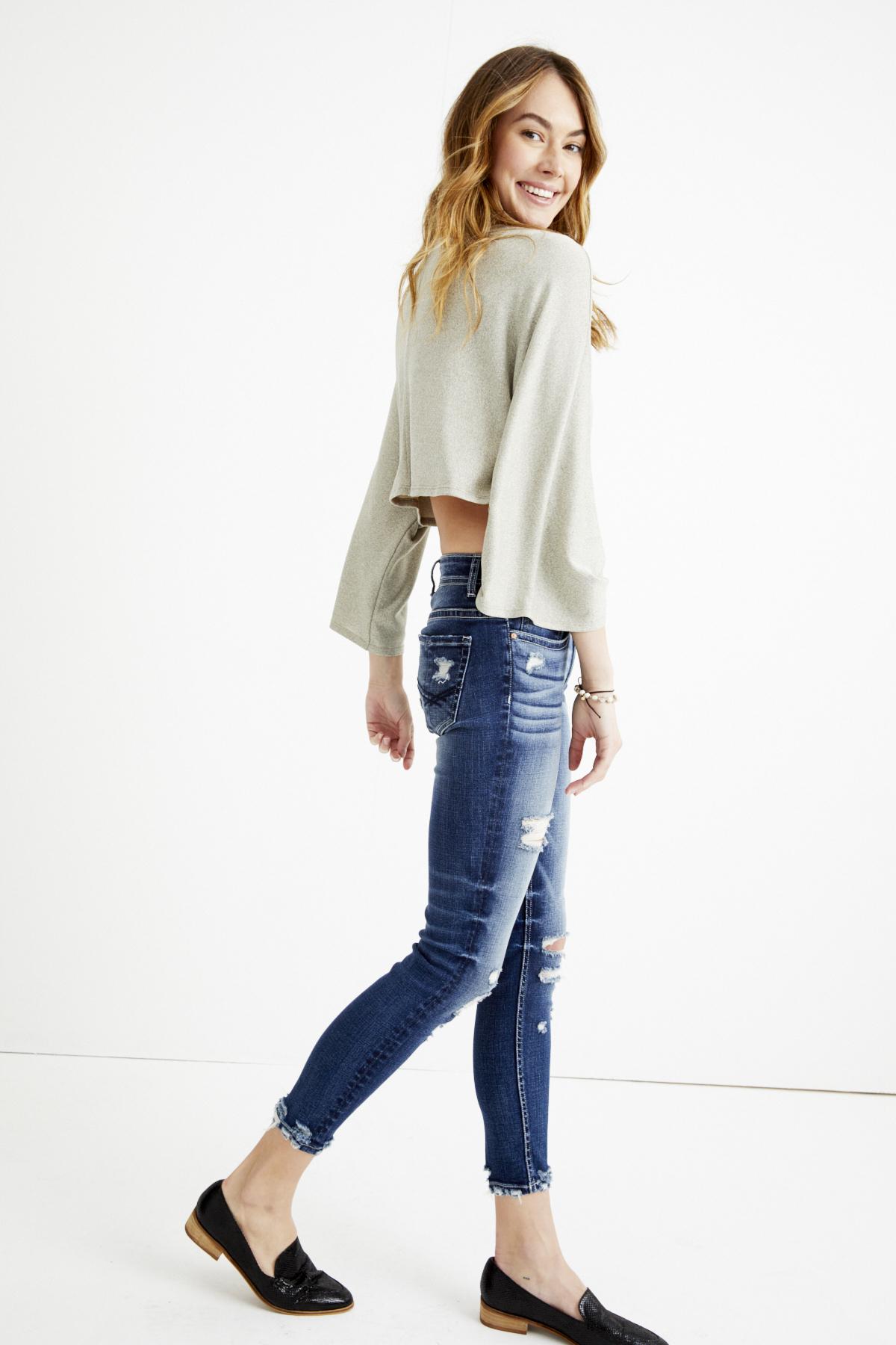 Women's BKE Payton Ankle Skinny Jean