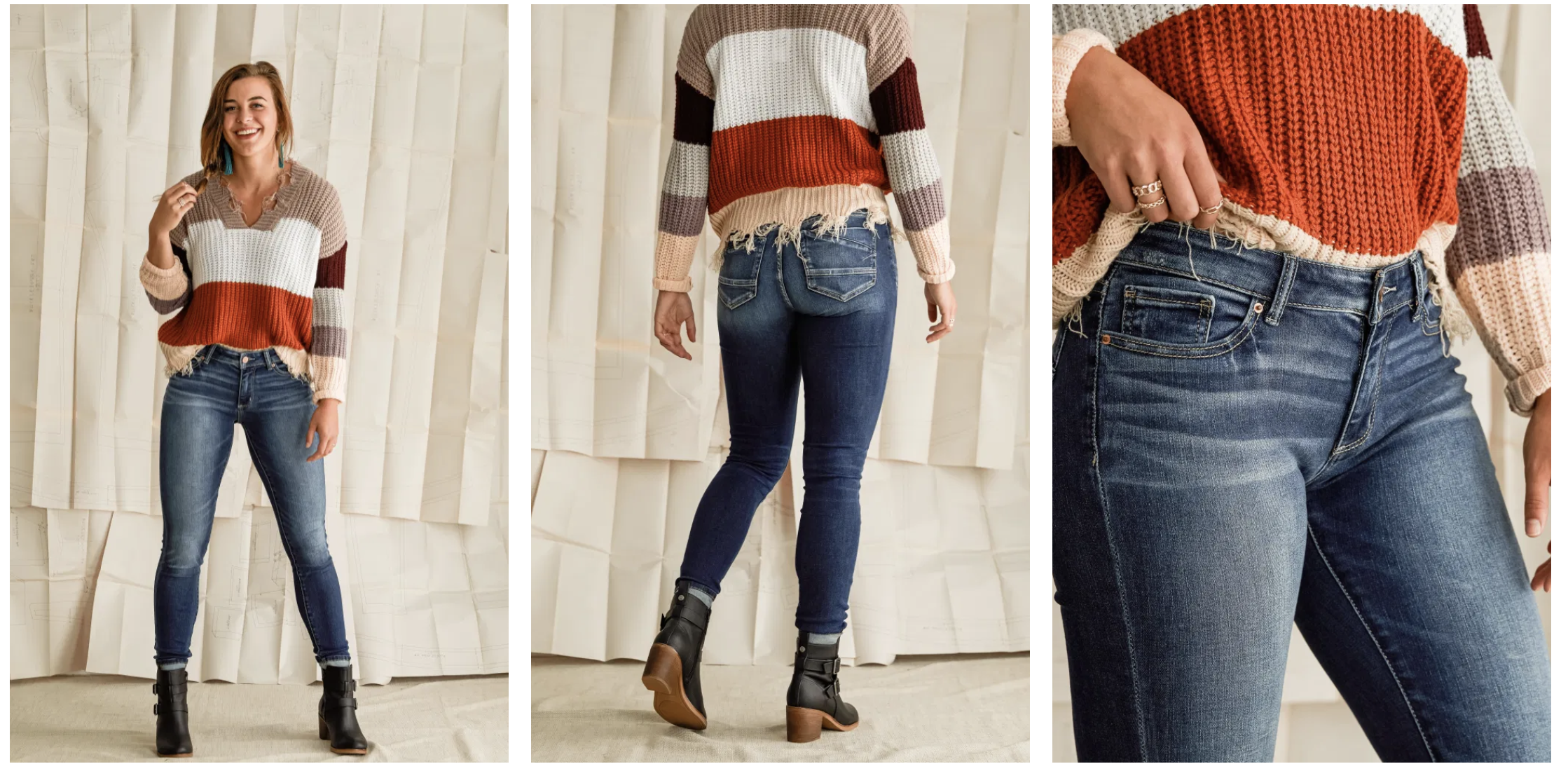 Fit Guide: BBKE Denim For Women