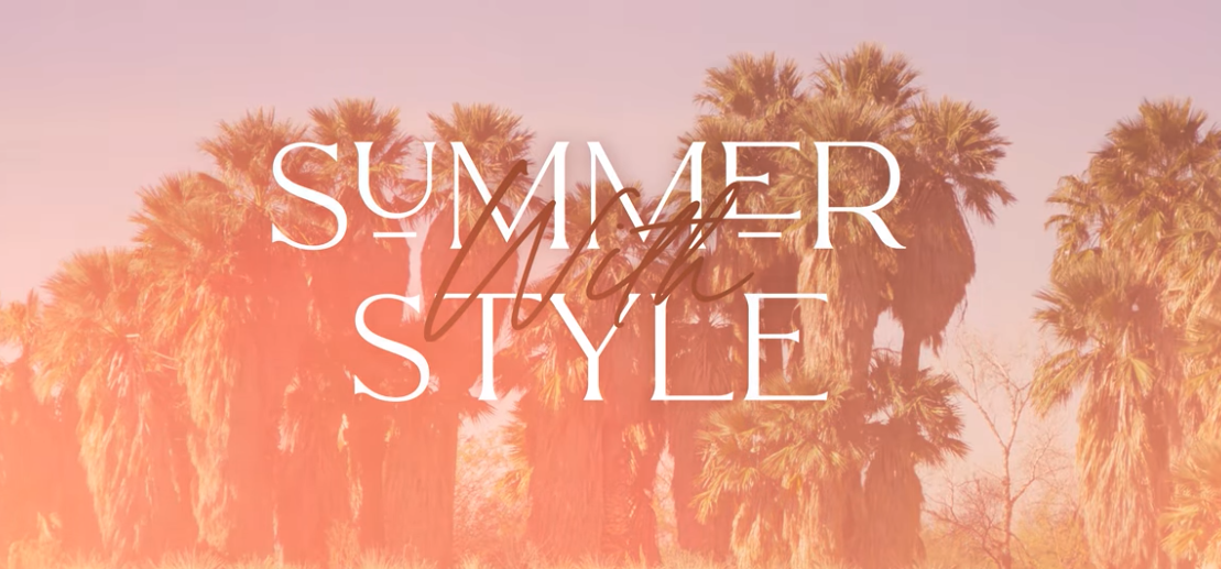 Summer Style Video
