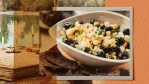 take a dip of this fresh blueberry and sweet corn salsa, we promise it'll make your summer